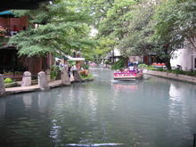Riverwalk, San Antonio, Texas