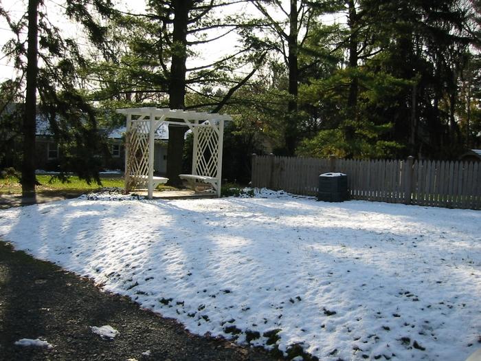Doylestown's First Snow Fall November 2002