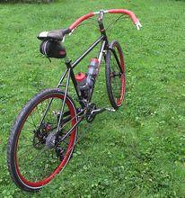 Highlight for Album: Julie's touring bike