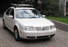 Highlight for Album: 2003 VW GLS Jetta - TDI